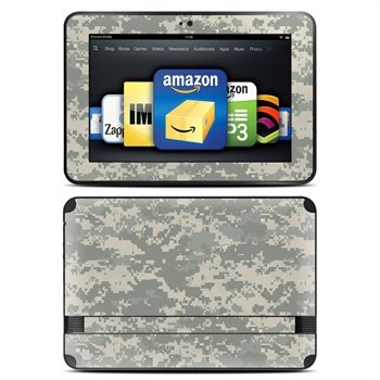 Amazon Kindle Fire HD 8.9 ACU Camo Skin