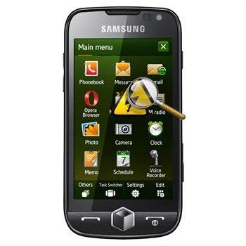 Samsung I8000 Omnia II Diagnose
