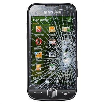 Reparasjon av Samsung I8000 Omnia II berøringsskjerm