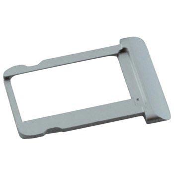 iPad 2, iPad 3 SIM Kort Holder - Sølv