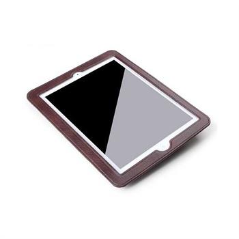 iPad 2, iPad 3, iPad 4 Rock Læretui - Kaffe