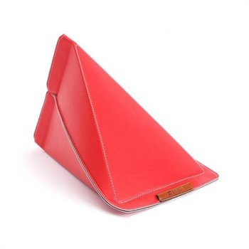 Exogear Exoshift Veske & Bordstativ iPad, iPad 2, iPad 3, iPad 4 - Rød