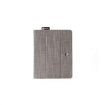 iPad 2, iPad 3, iPad 4 Booq Folio Veske - Sand