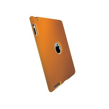 iPad 2, iPad 3, iPad 4 Krusell ColorCover Deksel - Orange
