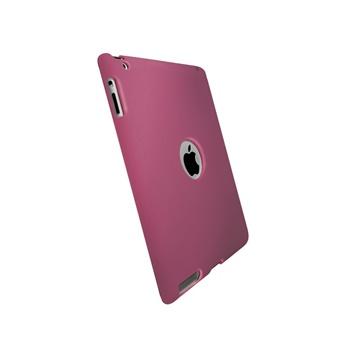 iPad 2, iPad 3, iPad 4 Krusell ColorCover Deksel - Rosa