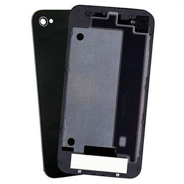 iPhone 4 Batterideksel - Svart