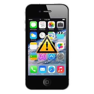 iPhone 4 Reparasjon av SIM-kort Leser