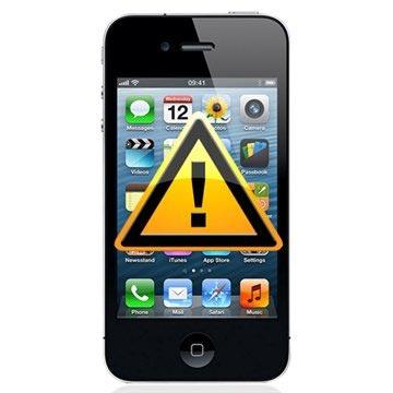 iPhone 4S Reparasjon av SIM-kort Leser