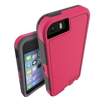 iPhone 5 / 5S ZAGG Arsenal Veske - Rosa
