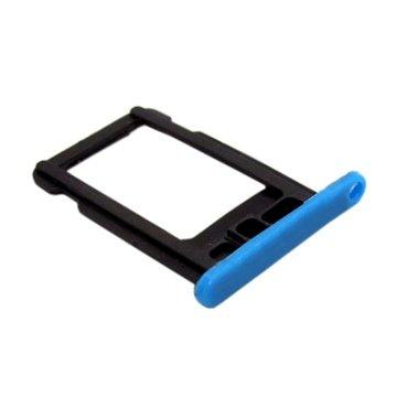 iPhone 5C SIM-kort Skuffe - Blå
