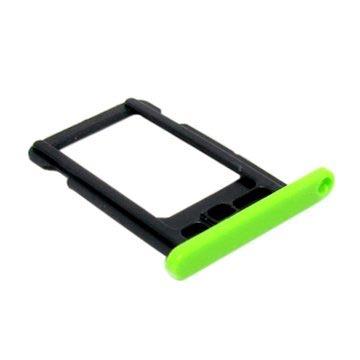 iPhone 5C SIM-kort Skuffe - Grønn