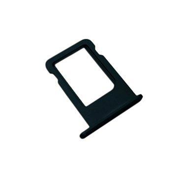 iPhone 5S SIM-kort Skuffe - Svart