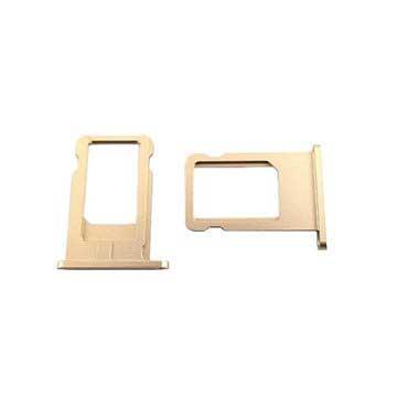 iPhone 6 Plus SIM-kort Skuffe - Gull