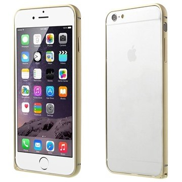 iPhone 6 Plus Love Mei Aluminium Bumper - Champagne