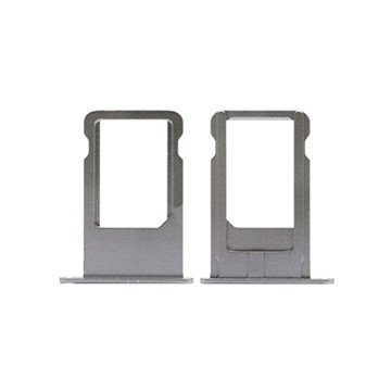 iPhone 6 SIM-kort Skuffe - Stellargrå