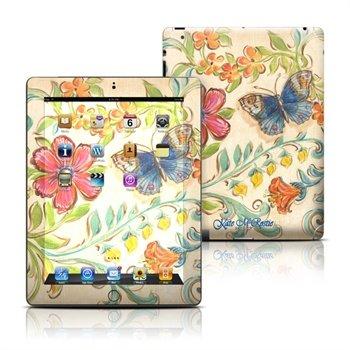 iPad 3, iPad 4 Garden Scroll Skin