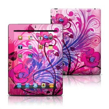 iPad 3, iPad 4 Spring Breeze Skin