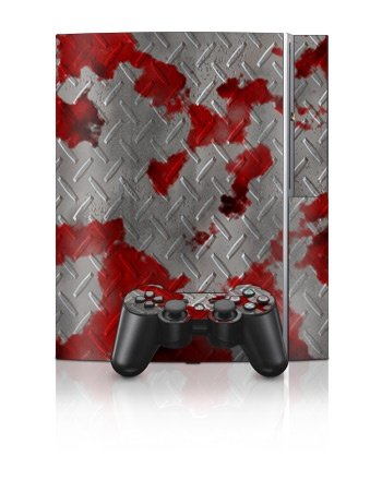 Sony PlayStation 3 Skin - Accident