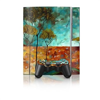 Sony PlayStation 3 Skin - African Breeze