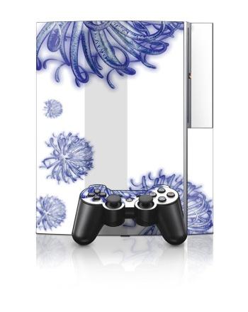 Sony PlayStation 3 Skin - Amoebic