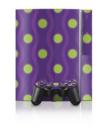 Sony PlayStation 3 Skin - Atomic