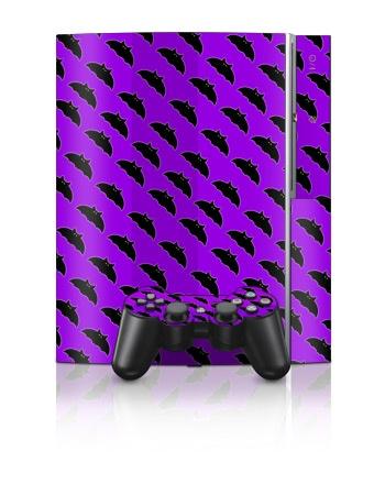 Sony PlayStation 3 Skin - Batty