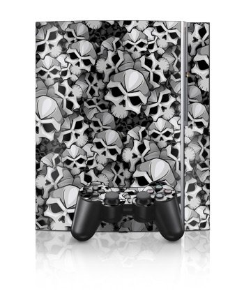 Sony PlayStation 3 Skin - Bones