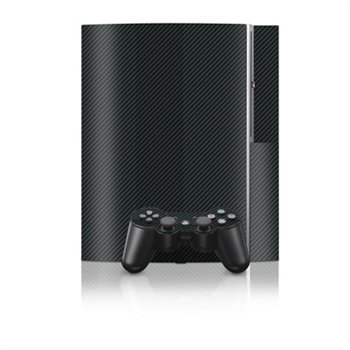 Sony PlayStation 3 Skin - Carbon
