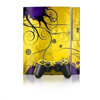 Sony PlayStation 3 Skin - Chaotic Land