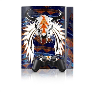 Sony PlayStation 3 Skin - Comanche