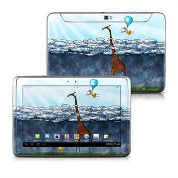 Samsung Galaxy Note 10.1 N8000, N8010 Ocean Fest Skin