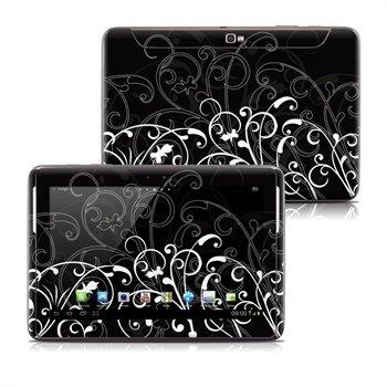 Samsung Galaxy Note 10.1 N8000, N8010 B&W Fleur Skin