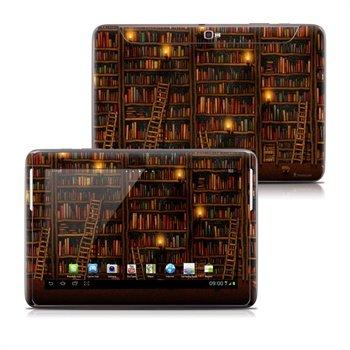 Samsung Galaxy Note 10.1 N8000, N8010 Library Skin