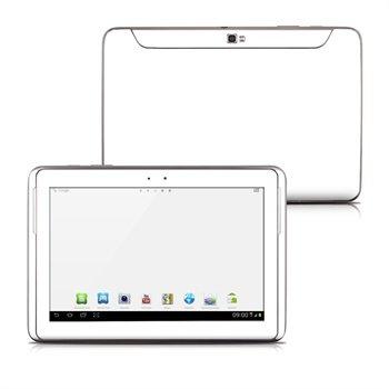 Samsung Galaxy Note 10.1 N8000, N8010 Solid State Skin - Hvit