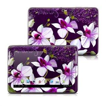 Samsung Galaxy Note 10.1 N8000, N8010 Violet Worlds Skin