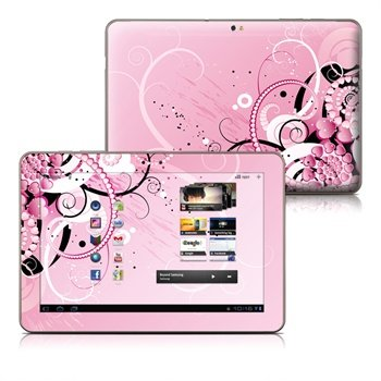 Samsung Galaxy Tab 10.1 Her Abstraction Skin