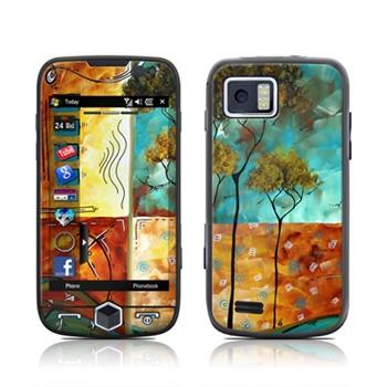 Samsung I8000 Omnia II African Breeze Skin