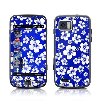 Samsung I8000 Omnia II Aloha Folie - Blå