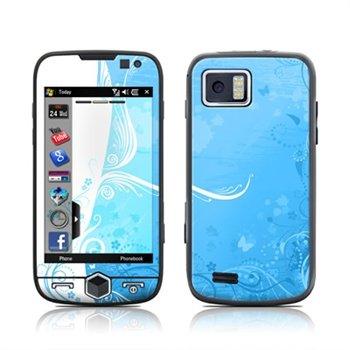 Samsung I8000 Omnia II Blue Crush Folie