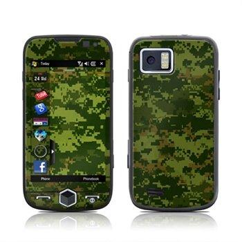 Samsung I8000 Omnia II CAD Camo Skin