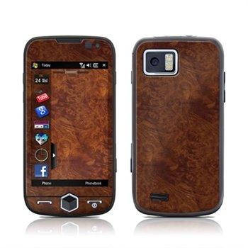 Samsung I8000 Omnia II Dark Burlwood Skin
