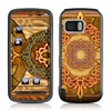 Nokia 5800 XpressMusic Golden Knotwork Folie