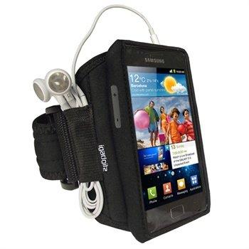 Samsung i9100 galaxy s2 galaxy s2 4g igadgitz vanntett armbånd