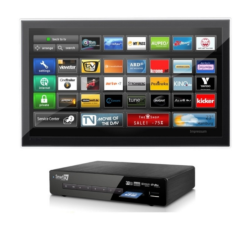 Fantec Smart TV Hub Box