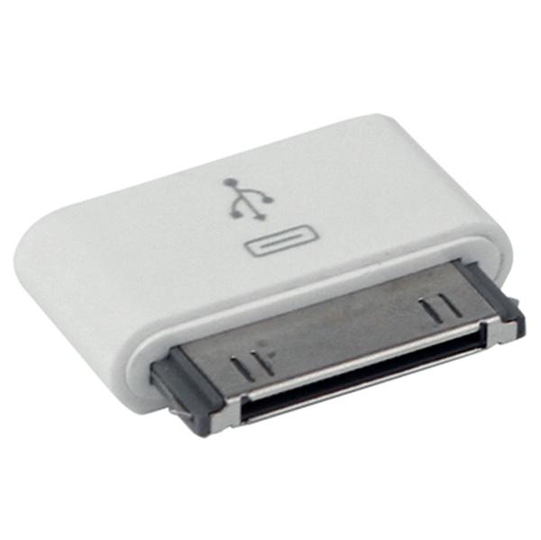 kompatibel micro usb 30 pin adapter ipad 3 iphone 4. Black Bedroom Furniture Sets. Home Design Ideas
