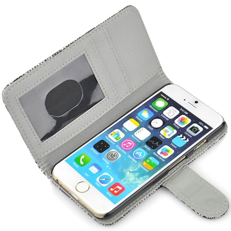iphone 6 plus 6s plus lommebok l rveske snake skin gr. Black Bedroom Furniture Sets. Home Design Ideas