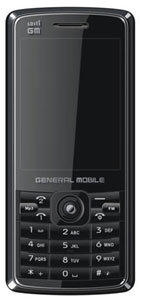 General Mobile DSTM1 Music Phone Mobiltilbehør