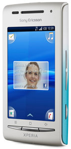 Sony Ericsson XPERIA X8 accessories