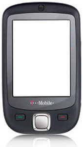 T-Mobile MDA Touch 256
